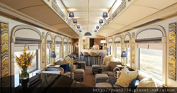 Coche-lounge