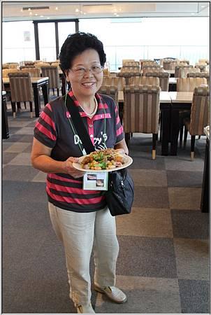 日本旅遊─快樂的媽媽