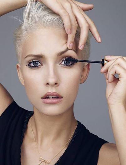 單眼皮女孩刷超長睫毛的技巧!