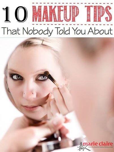 大牌化妝師都膜拜的10個美妝小技巧