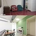 【澄明街】林公館-書房對比