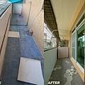 【澄明街】林公館-陽台對比