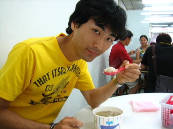 親愛的吃扁食....這張在台灣花蓮(^O^/