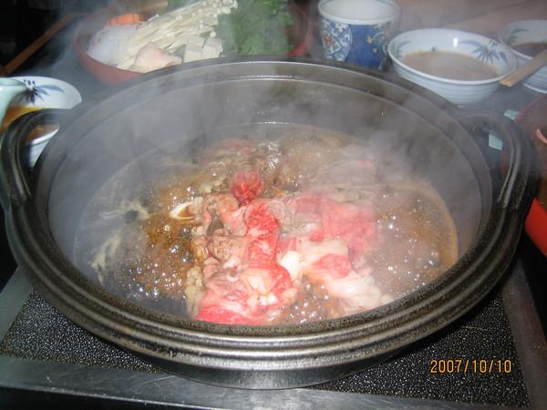 新宿壽喜燒