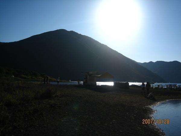 不是富士山,但很美