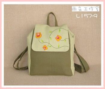 手工彩繪花卉系列-L157-9