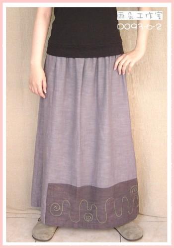 D093-6-2-A字裙-已售