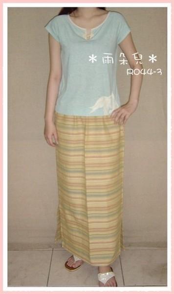 R044-3-直筒裙