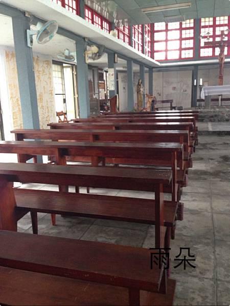 2013/4/19菁寮天主教堂