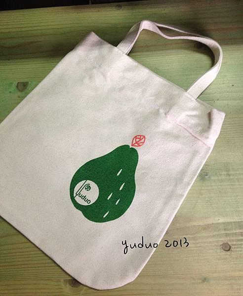 小綠梨手提袋