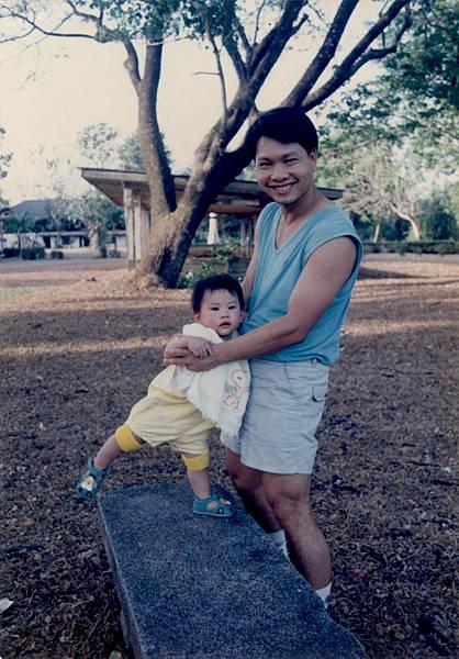 81.2 威甫和爸爸在泰國