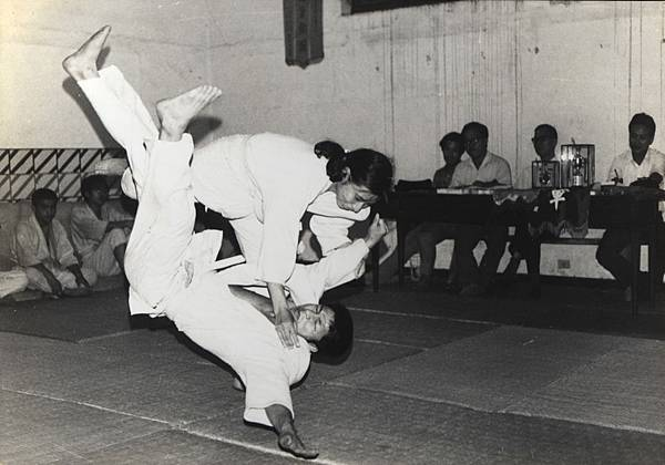 09)1972大學柔道