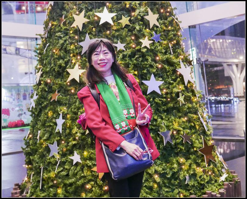 L2100346 中信耶誕樹a   S