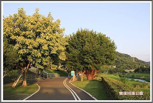 雙溪河濱公園201403