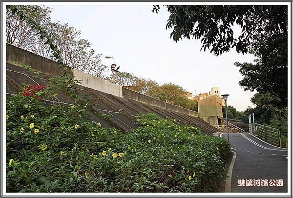 雙溪河濱公園201412