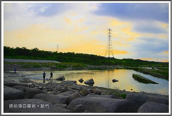 走訪新竹頭前溪豆腐岩12