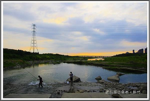 走訪新竹頭前溪豆腐岩14