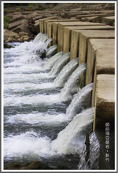 走訪新竹頭前溪豆腐岩15
