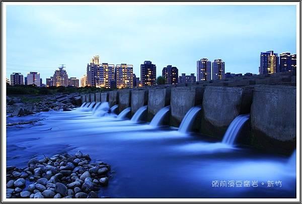 走訪頭前溪豆腐岩23