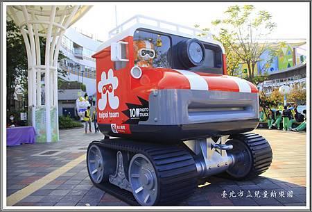 遊台北市新兒童樂園37