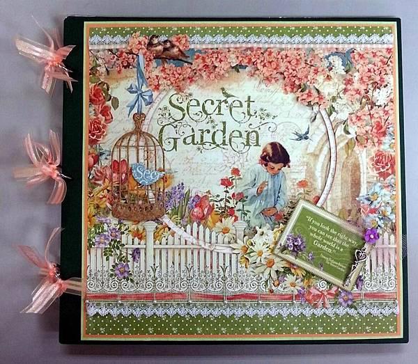 秘密花園12*12相本