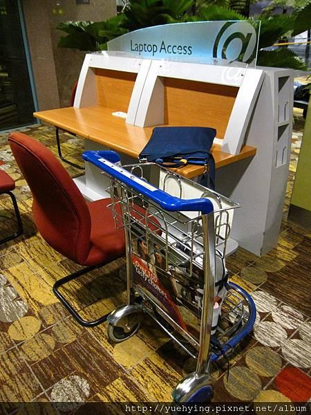 1-新加坡機場上網區