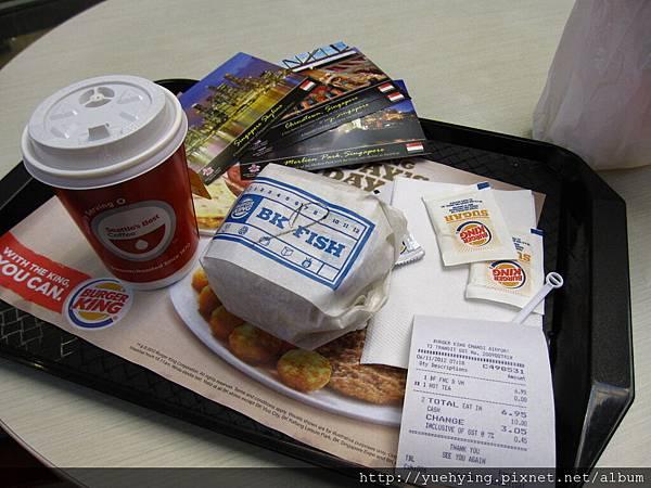 3-漢堡王早餐
