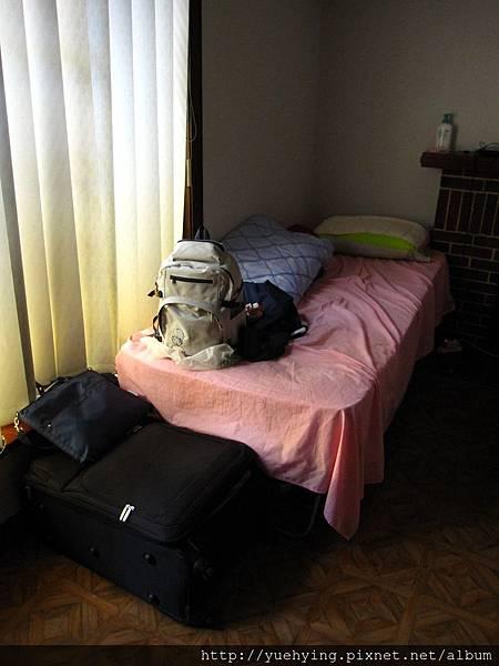 1-住宿的房間