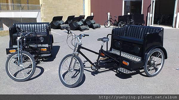 第二份工作的腳踏車