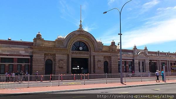 Fremante車站