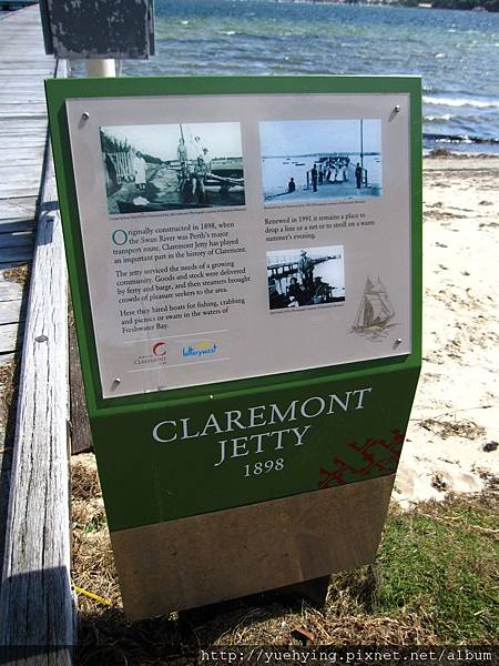 Claremont Jetty11