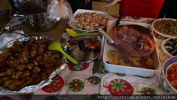 1222教會晚餐2