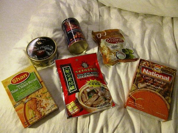 在慕達發中心買的食物.JPG