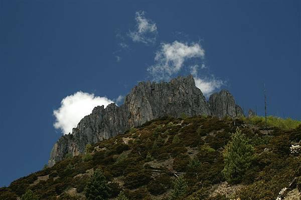 亞丁自然保護區3