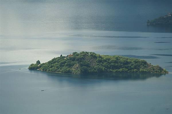 遠眺土司島2