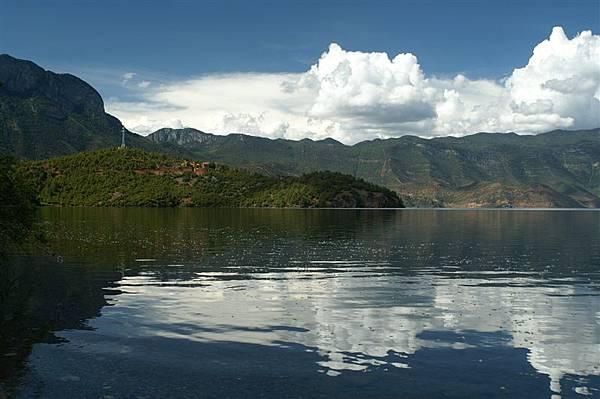 藍天.白雲.青山.綠水