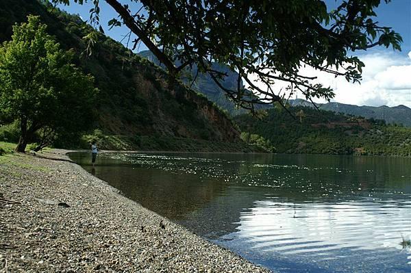 瀘沽湖畔2