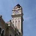 蘇丹阿都沙末大樓_典型洋蔥頭鐘樓_1
