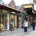秋吉市場_外面街景