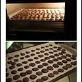 巧克力蛋白甜餅07