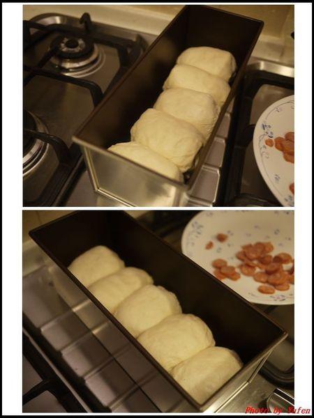 葡萄乾奶酥雙色吐司&熱狗起司片吐司(冷藏中種,26兩)06.jpg