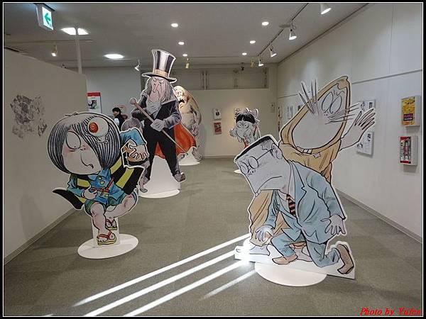 日本day4-鬼太郎街道+水木茂紀念館0082.jpg