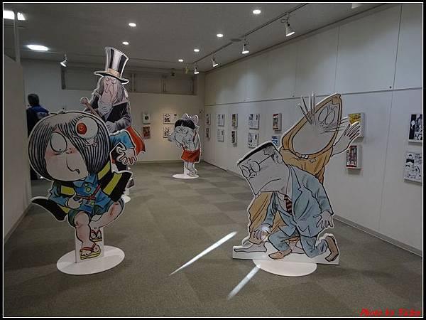日本day4-鬼太郎街道+水木茂紀念館0083.jpg