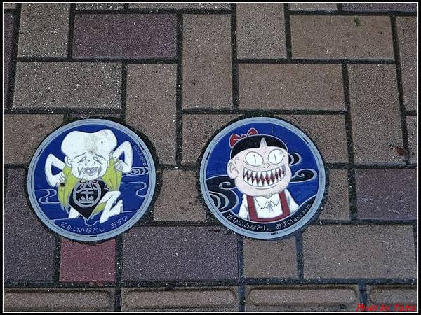 日本day4-鬼太郎街道+水木茂紀念館0188.jpg