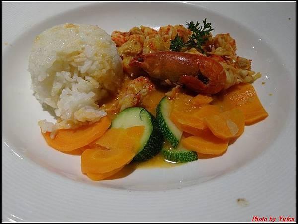 藍寶石公主郵輪day1-10-晚餐0033.jpg