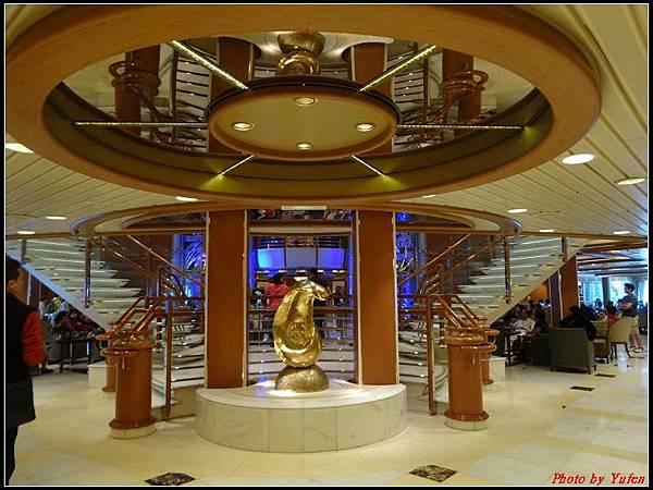 藍寶石公主郵輪day2-3-樓層5F0035.jpg