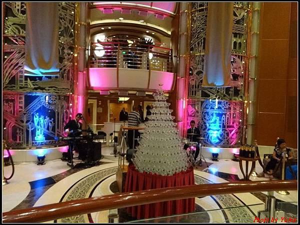 藍寶石公主郵輪day2雞尾酒晚會0008.jpg
