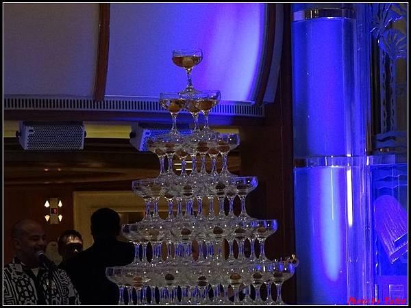 藍寶石公主郵輪day2雞尾酒晚會0013.jpg