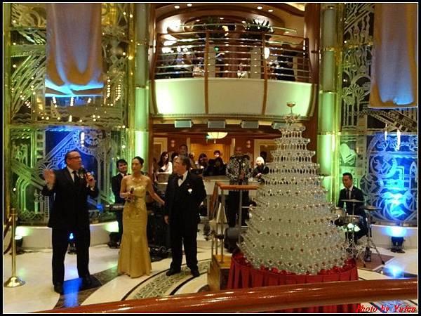 藍寶石公主郵輪day2雞尾酒晚會0031.jpg