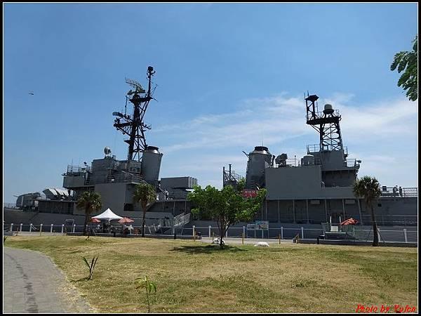 台南二日-軍艦博物館001.jpg
